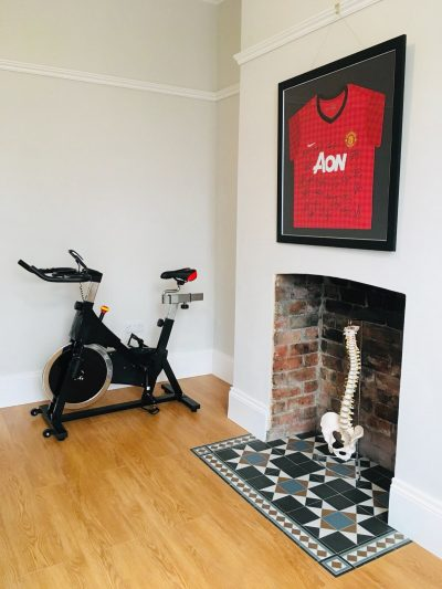 Physio Performance Belfast Clinic Room