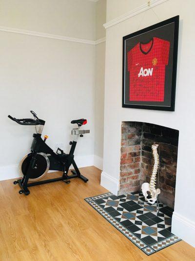 Physio Performance Belfast Clinic Room