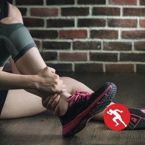 Ankle injuries belfast