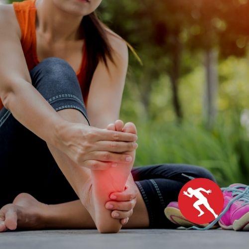 foot injuries belfast